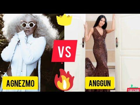 AGNEZMO VS ANGGUN, Perang PRESTASI INTERNASIONAL