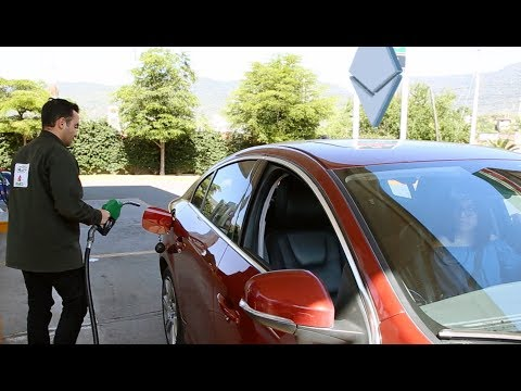 Paying for Gas with Ethereum in Mexico