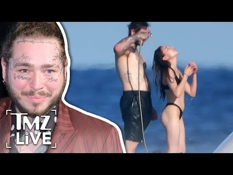 post-malone-enjoying-the-yacht-life!-|-tmz-live