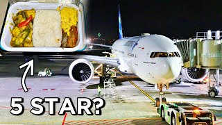 Garuda Indonesia's Famous 5* Economy Class | How's Their 777-300ER Experience?
