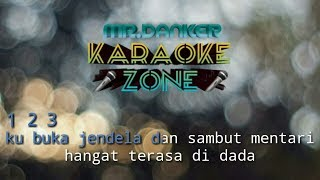 Karaoke jamrud rasa cinta padamu new version akustik (tanpa vokal)