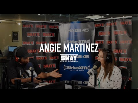 """Angie Martinez Candidly Speaks on """"My Voice,"""" Relationship with Jay Z & the Evolution of Hip Hop"""