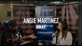 Angie Martinez Candidly Speaks on