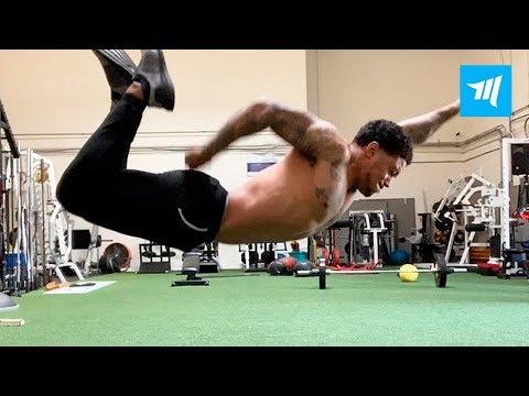 Next Level Athlete - Austin Dotson   Muscle Madness