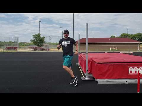 Youth Track - Day 6 - High Jump Takeoff & Scissor Kick Drill