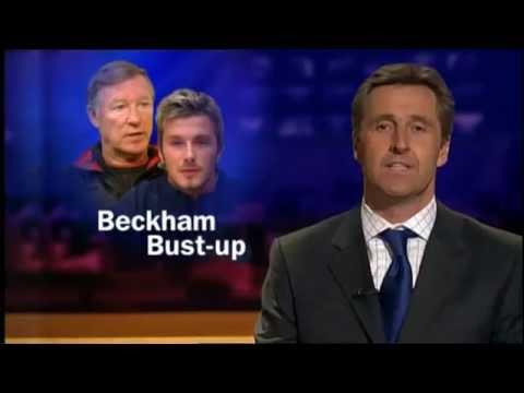 Alex Ferguson vs. David Beckham (2003)