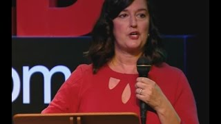 True Promise of Sustainability | Kimberly Byrd | TEDxMahtomedi