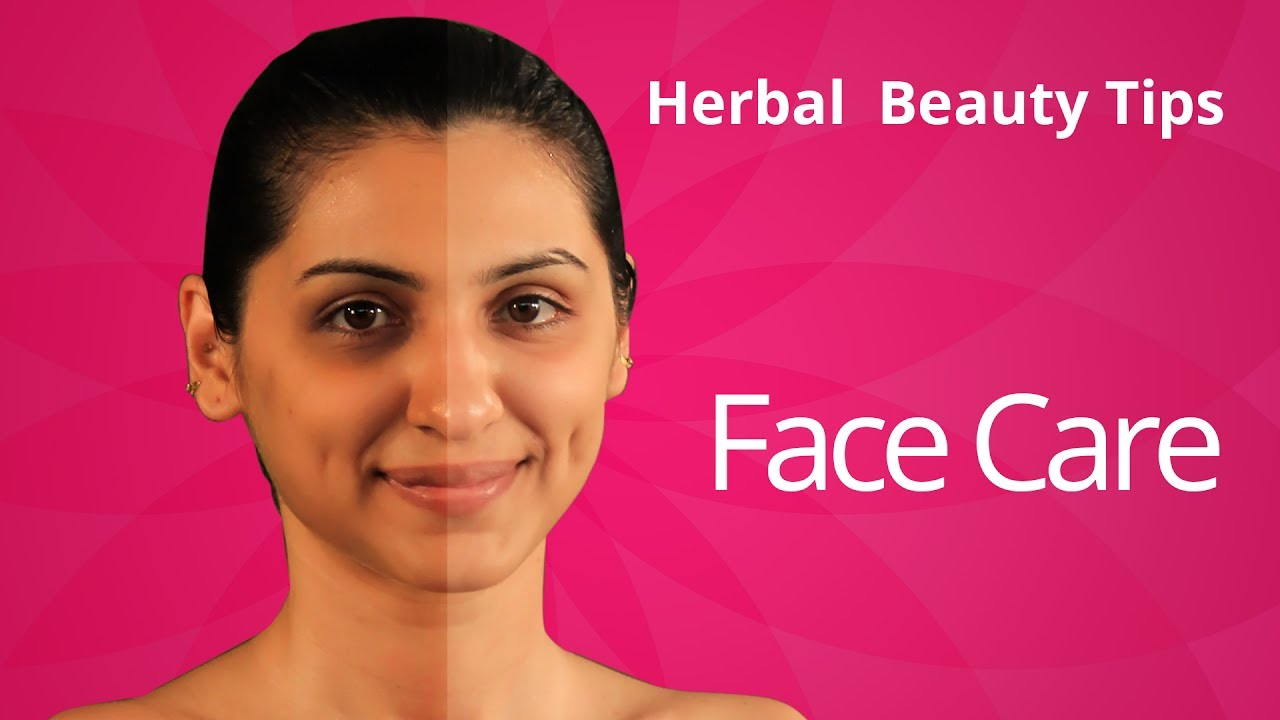 Organic Herbal Beauty Tips for Glowing Complexion  Facial using Red  Sandalwood and Turmeric Powder