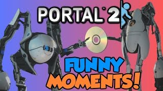 GLaDOS's Porn Archive! Portal 2 Funny Moments #1!