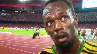 UsainBolt 200 meters Beijing finals  part2