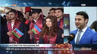 @Anadolu Universiteti Azərbaycan Proqramları