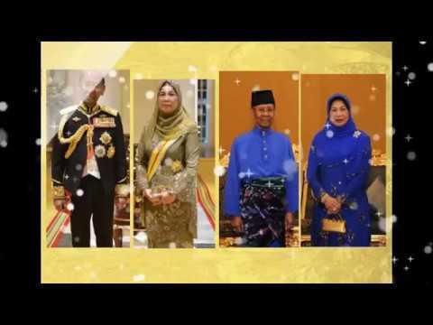 Dirgahayu Tuanku Abdul Halim dan Tuanku Haminah.