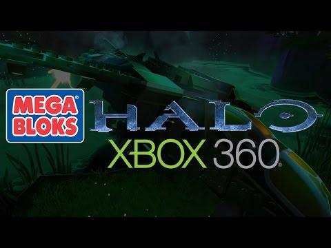 С сети появился геймплей неанонсированной игры Mega Bloks Halo, отмененной Microsoft