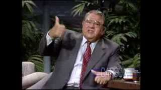 Buddy Hackett Tells Farking Ticket Joke, Johnny Carson