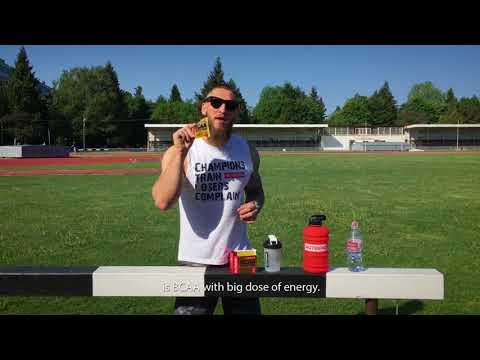 NURTEND BCAA ENERGY - JOJO PORUBSKY