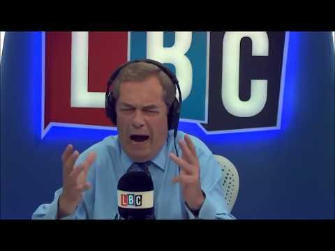 Nigel Farage Discusses the EU Using Divide and Conquer Tactics