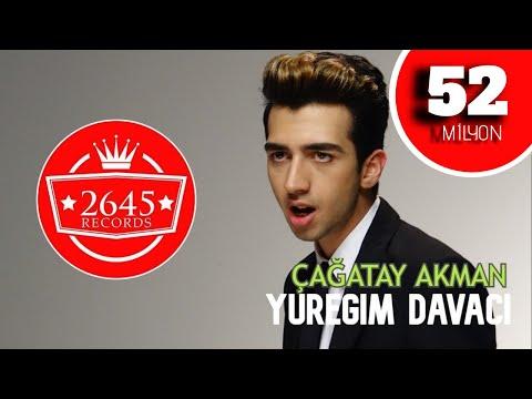 Çağatay Akman - Yüreğim Davacı (Official Video)
