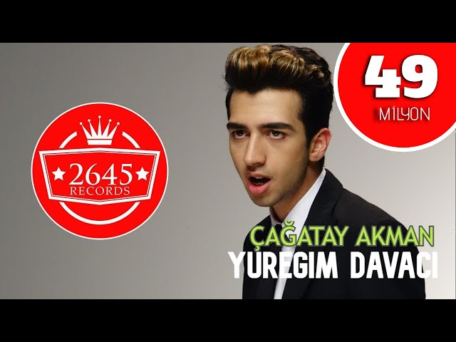 Çağatay Akman - Yüreğim Davacı (Official Video) #1