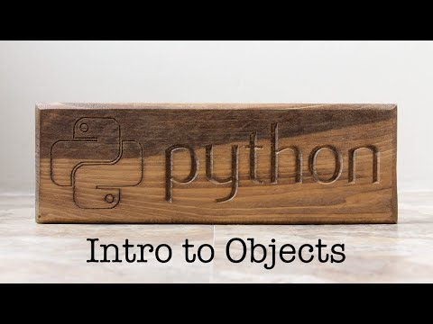 Intro to Object-oriented programming - Python thumbnail