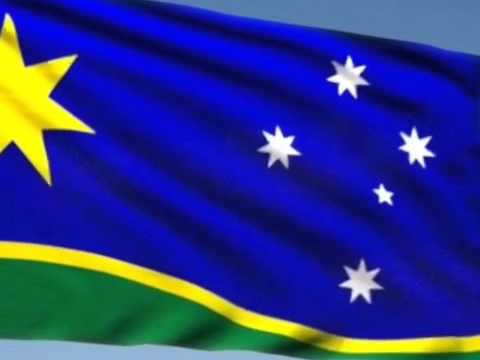 A New Australian Flag  YouTube