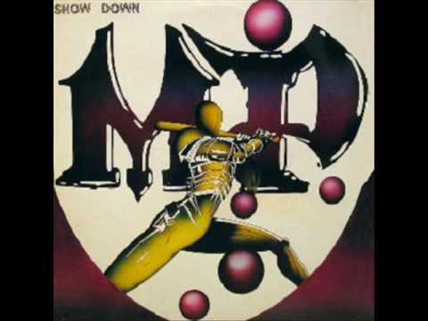 Metal Priests- Show Down (FULL ALBUM) 1988