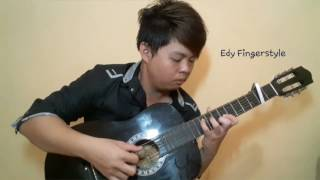 Video DESPACITO - Luis Fonsi ft.Daddy Yankee (Edy Fingerstyle | Guitar Cover) Arr.Nathan Fingerstyle download MP3, 3GP, MP4, WEBM, AVI, FLV Juni 2018