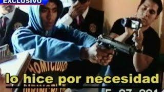 Guerra de sicarios: Las declaraciones del asesino de Ezequiel Nolasco