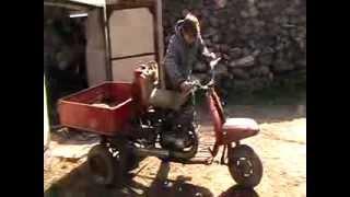 мотороллер муровей с двигателем планета 5.(, 2013-09-03T05:07:30.000Z)