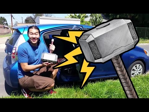 Can Thors Hammer Jump Start a Car?