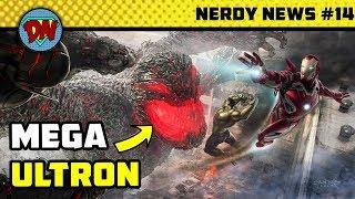 Spider-Man 2 Title Leak, Mega Ultron, Disney Fox Deal, Joker Origin Movie   Nerdy News #14
