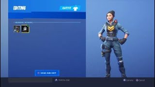 No mask waypoint skin fortnite!!!!!