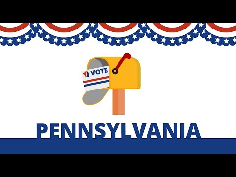 How to cast your mail-in ballot in PA