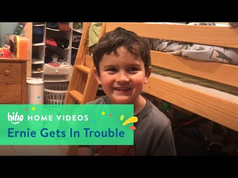 Ernie Gets in Trouble | Home Videos | HiHo Kids