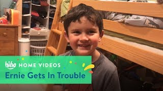 Ernie Gets in Trouble Home Videos HiHo Kids