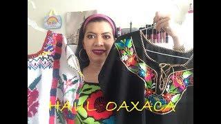COMPRAS en OAXACA,PUEBLA (ropa típica,accesorios) |SlavaTips|