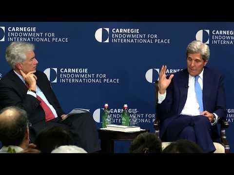 Flipboard Watch Live John Kerry Speaks At Carnegie Endowment For