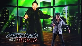 Kenichi Ebina: AGT Season 8 Winner Returns With Matrix-Style Dance - America