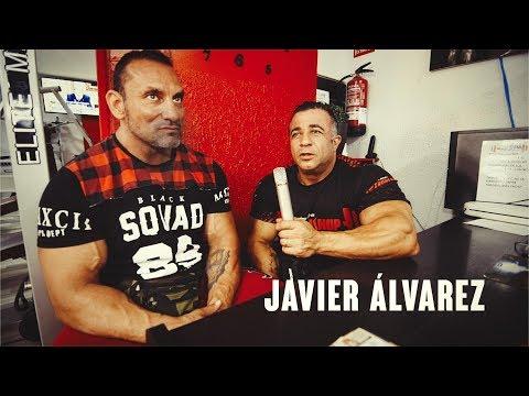 JAVIER ÁLVAREZ | Toni Gutierrez | CuerposPerfectosTV