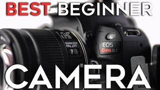 Best Beginner Video Camera in 2017 - Canon SL2 Review + Giveaway!
