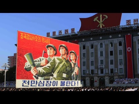 North Korea says 3.5 million asked to join military to fight against US