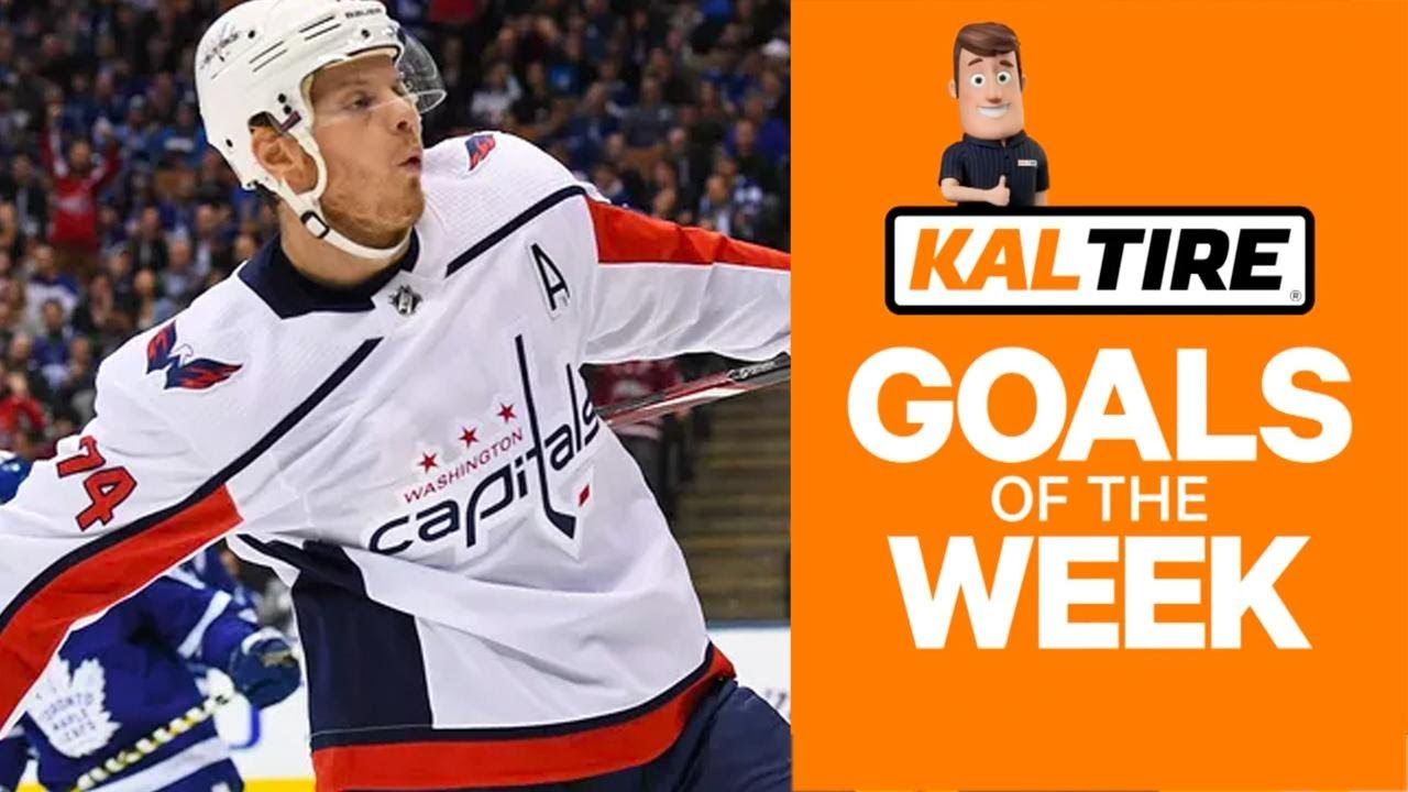 NHL Goals Of The Week: Carlson Does It Again, Landeskog Returns With Bang