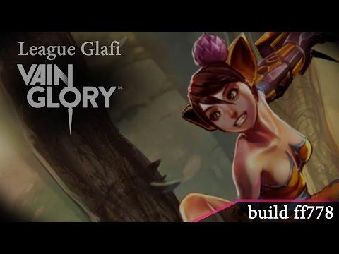 видео: vainglory обзор koshka от glafi.com (Билд зрителя ff778)