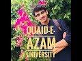 Quaid-e-Azam University Islamabad vlog#12