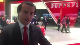 Ferrari LaFerrari Aperta, GTC4 Lusso T e Ferrari 70th | Salone di Parigi 2016