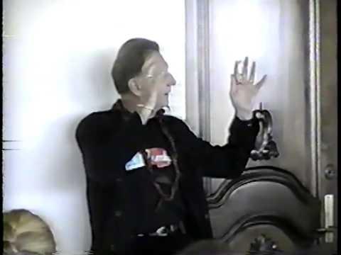 Rene Auberjonois in San Diego 1998