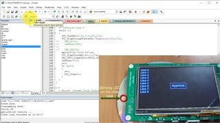 Tutorial STM32F746g Discovery   LCD using Keil MDK RTX