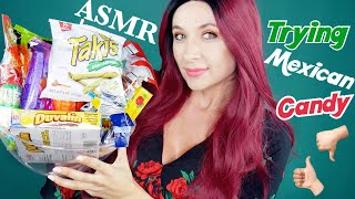 Trying Mexican Candy *ASMR