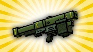 Pixel Gun 3D - Stinger UP2 [Review]