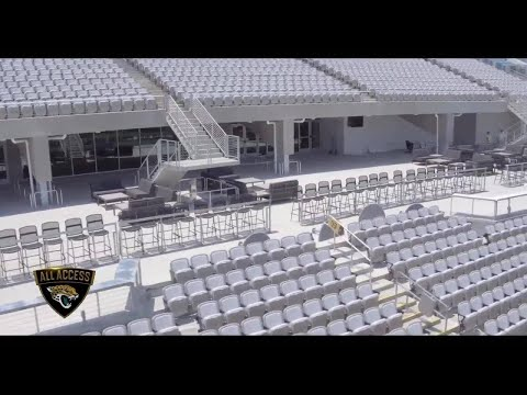 First look inside EverBank Field evolution