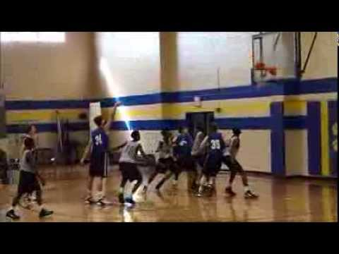 2015-11-14 ALL SAINTS, TYLER, TEXAS -Scrimmage Sessions - Chapel Hill & John Tyler